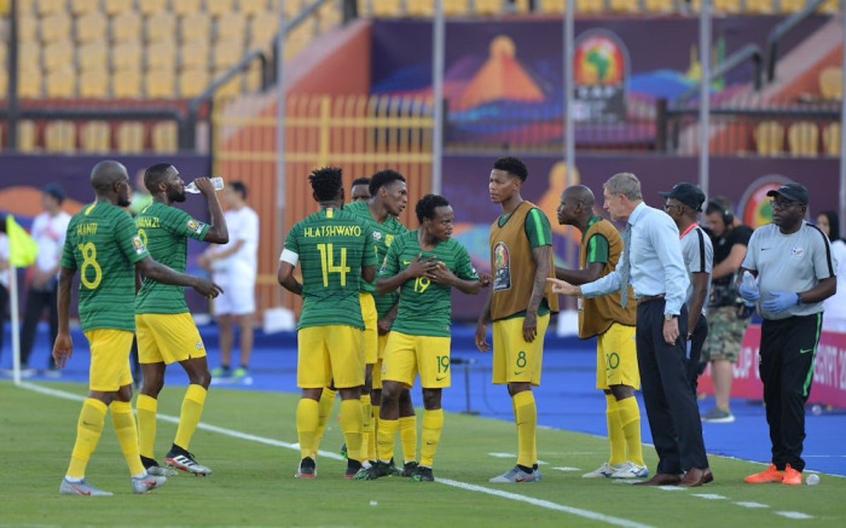 Bafana star players test negative for COVID-19
